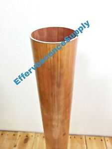 3 Dia Copper Pipe Type L 8 Inch free Shipping