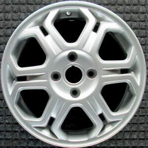 Ford Focus Painted 16 Inch Oem Wheel 2008 To 2011