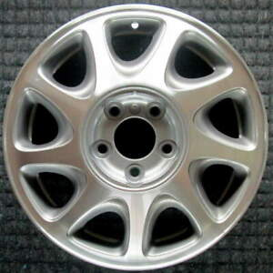 Buick Regal Machined 16 Inch Oem Wheel 1997 To 2000