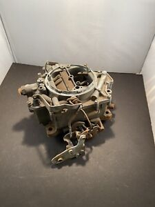 Gm Rochester 4 Barrel 4 Jet Carburetor