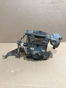 Gm 2 jet Rochester 2 barrel Carburetor