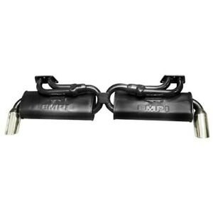 2 Tip Gt Exhaust For Type 2 411 Engines Raw Dunebuggy Vw