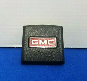 73 77 Gmc Truck Horn Cap For Steering Wheel C k Square Body Jimmy Sierra Classic