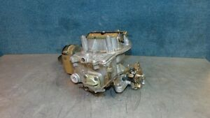 Motorcraft 2 Barrel Carburetor 1 08 Bore D2af gd Jeep Conversion