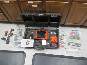 Snap On Modis Scanner Eems300 With Case And Accessories