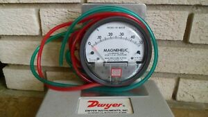 Dwyer 6806202 2000 00 Magnehelic Differential Pressure Gauge 2000 0 0 5 Wc