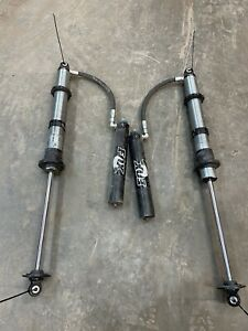 16 Fox Coilover Shock Absorber 2 5 Performance Series With Dsc 983 06 106