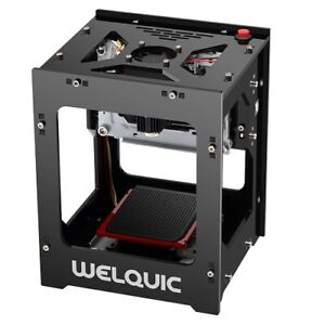 Welquic Dk bl Portable Household Laser Engraving Machine