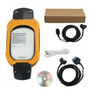 Vcads 88890180 88890020 Yellow Protection V2 01 Truck Diagnostic Interface F