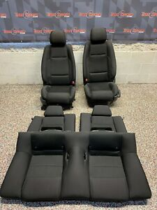 2013 Ford Mustang Gt Oem Front Rear Cloth Seats