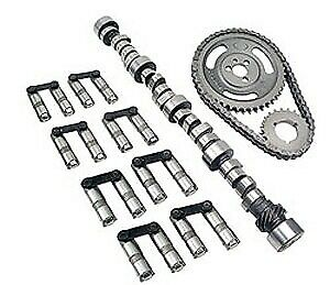 Comp Cams Sk08 430 8 Magnum Hydraulic Roller Camshaft Small Kit Chevy Small Bloc