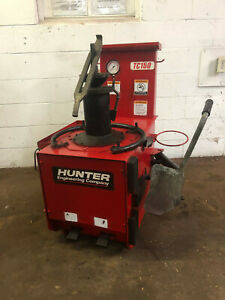 Hunter Tc150 Center Post Tire Wheel Changer 242