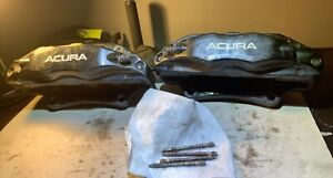 2004 2008 Acura Tl Type s Brembo Front Calipers Set