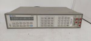 Hp Agilent 3457a Digit Dmm Without Rear Block Make Offers