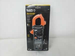 Klein Tools 400a Ac Auto Ranging Digital Clamp Meter Cl220