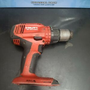 Hilti Sf 6h a22 Cordless Hammer Drill Tool Only