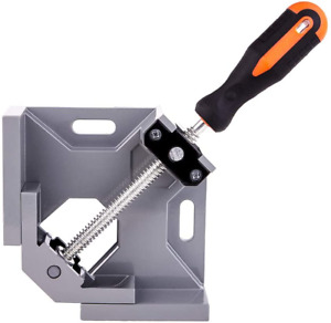 Angle Clamp 90 Degree Clamps For Woodworking Swing Jaw Adjustable Frame Vise