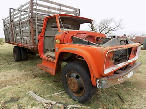 Oem 1964 66 C50 Chevrolet Truck Cab And Front Clip