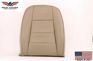 1999 2000 2001 02 03 2004 Ford Mustang V6 Vinyl Seat Covers In Tan