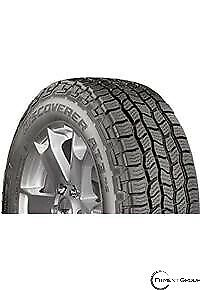 Set Of 2 New Cooper Discoverer At3 4s 225 65r17 Tire 1