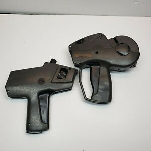 Monarch Paxar 1131 And 1110 Price Tag Label Gun Lot For Parts Or Repair Only