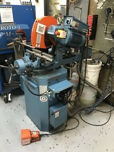 Scotchman Industries Industrial Cold Saw