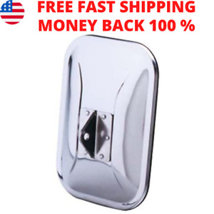 94500 Truck Replacement Side Mirror Full Size Universal Low Mount For Van Pickup