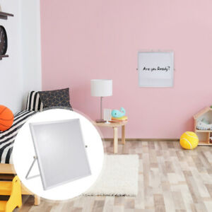 1pc Erase Board Erase Whiteboard Tabletop Erase Board For School Kids
