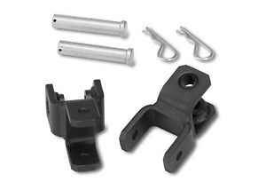 Warrior Products 865 Tow Bar D ring Adapter Bracket