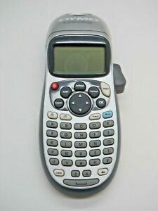 Dymo Letratag Hand Held Label Maker Nice Condition