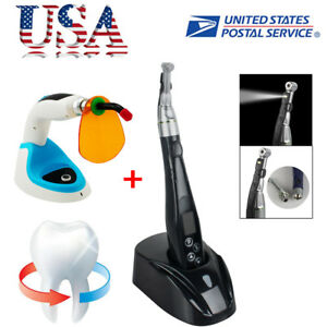 Ce Led Wireless Cordless Dental Endo Motor Root Canal Treatment Apex Locator Fda