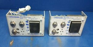 Lot Of 2 International Power Power Supply Ihn5 9 ovp Output 5vdc At 9 Amps