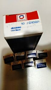 7 Nos Delco Remy Distributor Points Dealer Box 1960s 70s Chevy Other Gms