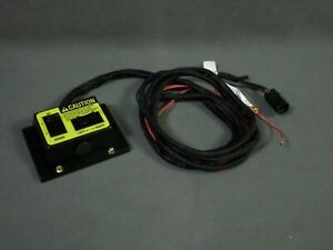 Snow Plow Controller Sno Way 96002098 Rocker Switch Up Down Left Right Harness