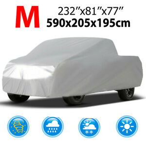 Pickup Truck Car Cover Outdoor Waterproof Dust Uv Protection For Jeep Gladiator