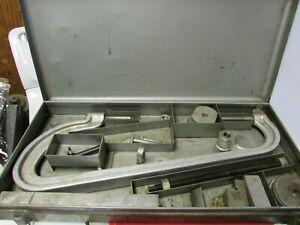 Vintage Miller Mechanic Tools Pion And Ring Gear Special Servise Tool Set Kit