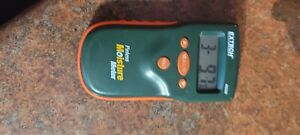 Extech M0280 Pinless Moisture Meter Works Perfectly Guaranteed