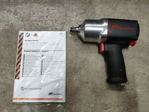 Ingersoll Rand 2135qxpa 1 2 Composite Quiet Impact Wrench New No Box