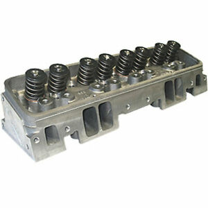 World Products 012250 1 Small Block Chevy Sportsman Ii Cast Iron Cylinder Head