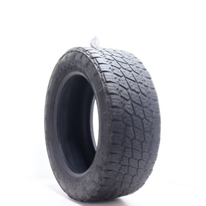 Used Lt 285 55r20 Nitto Terra Grappler G2 A t 122 119s 7 32