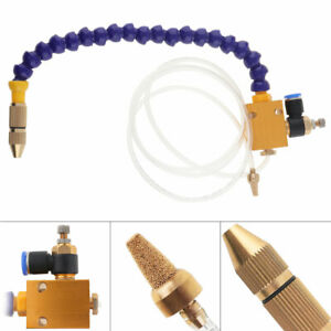 8mm Mist Coolant Lubrication Spray System For Air Pipe Cnc Lathe Milling Machine
