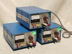 Guardian 15 a Dc Variable Power Supply 25vdc 1a