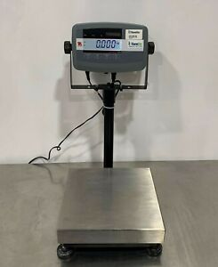 Ohaus Scale W T51p Indicator D25qr