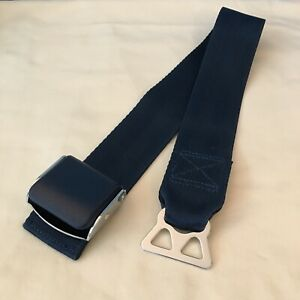Airplane Seat Belt Extension Fits Southwest Type B Extender Faa Compliant