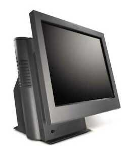 Ibm 4852 566 15 Touch Screen Pos Touch Terminal With Magnetic Stripe Reader