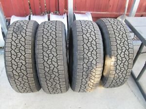 275 60 20 4 New Goodyear Wrangler Trailrunner At Tires P275 60r20 Sl Bsw 115s