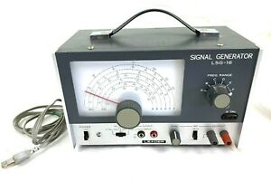 Leader Electronics Lsg 16 Signal Generator Pre owned