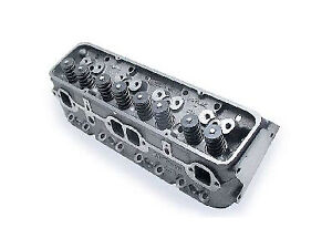 World Products 014150 Small Block Chevy Motown 220 Cast Iron Cylinder Head