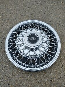 1981 1985 Buick Riviera Wire Hubcap Wheel Cover Great Driver 89 99