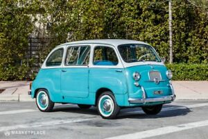 Fiat 600 Multipla Windshield Front Glass